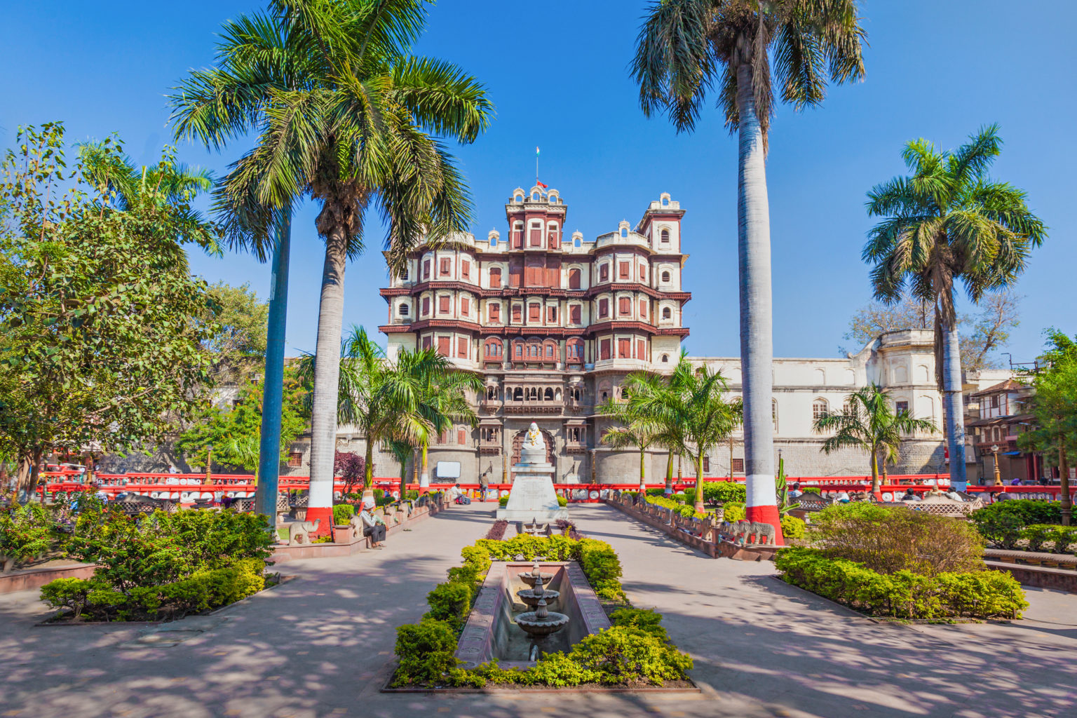 Walking tour in Indore