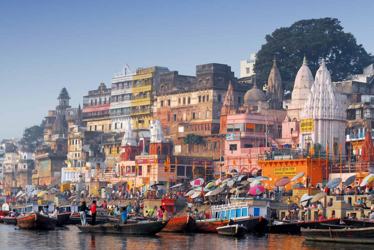 Walking tour in Varanasi