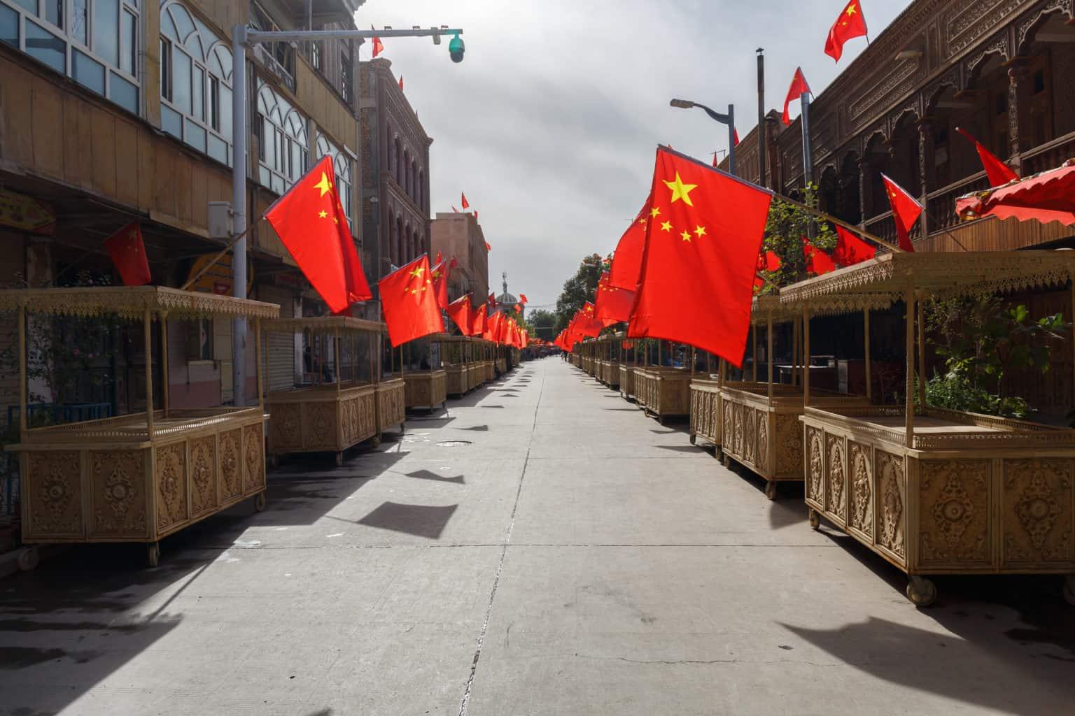 Walking Tour in Xinxiang