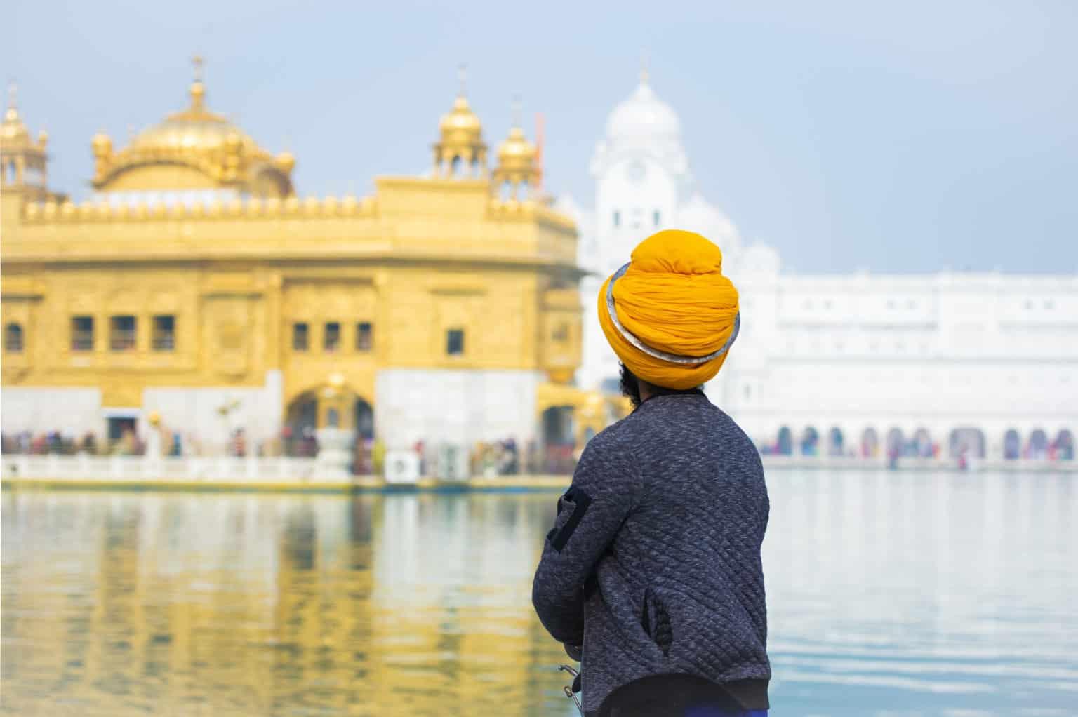 Walking tour in Amritsar
