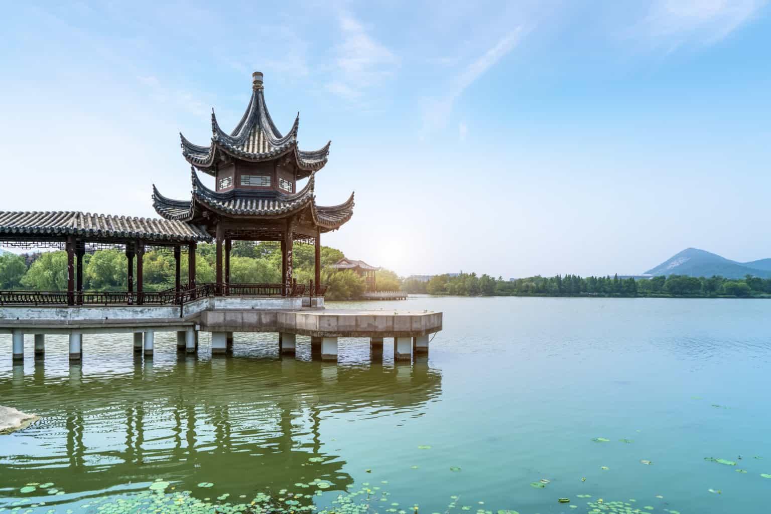 Walking Tour in Xuzhou