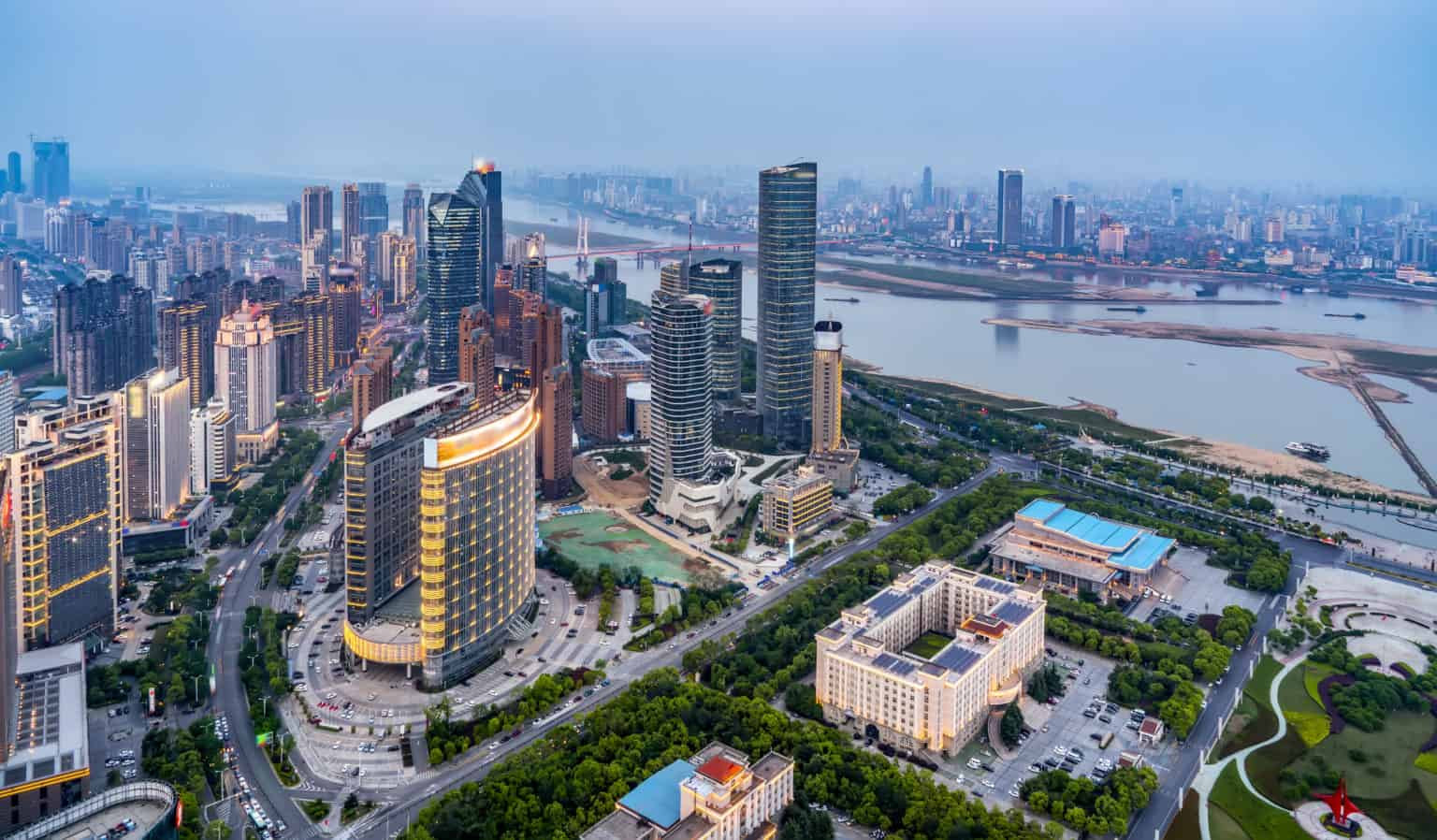 Walking Tour in Nanchang