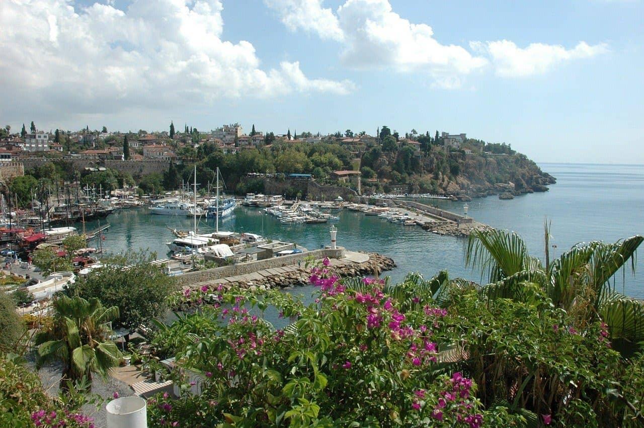 Antalya walking tour