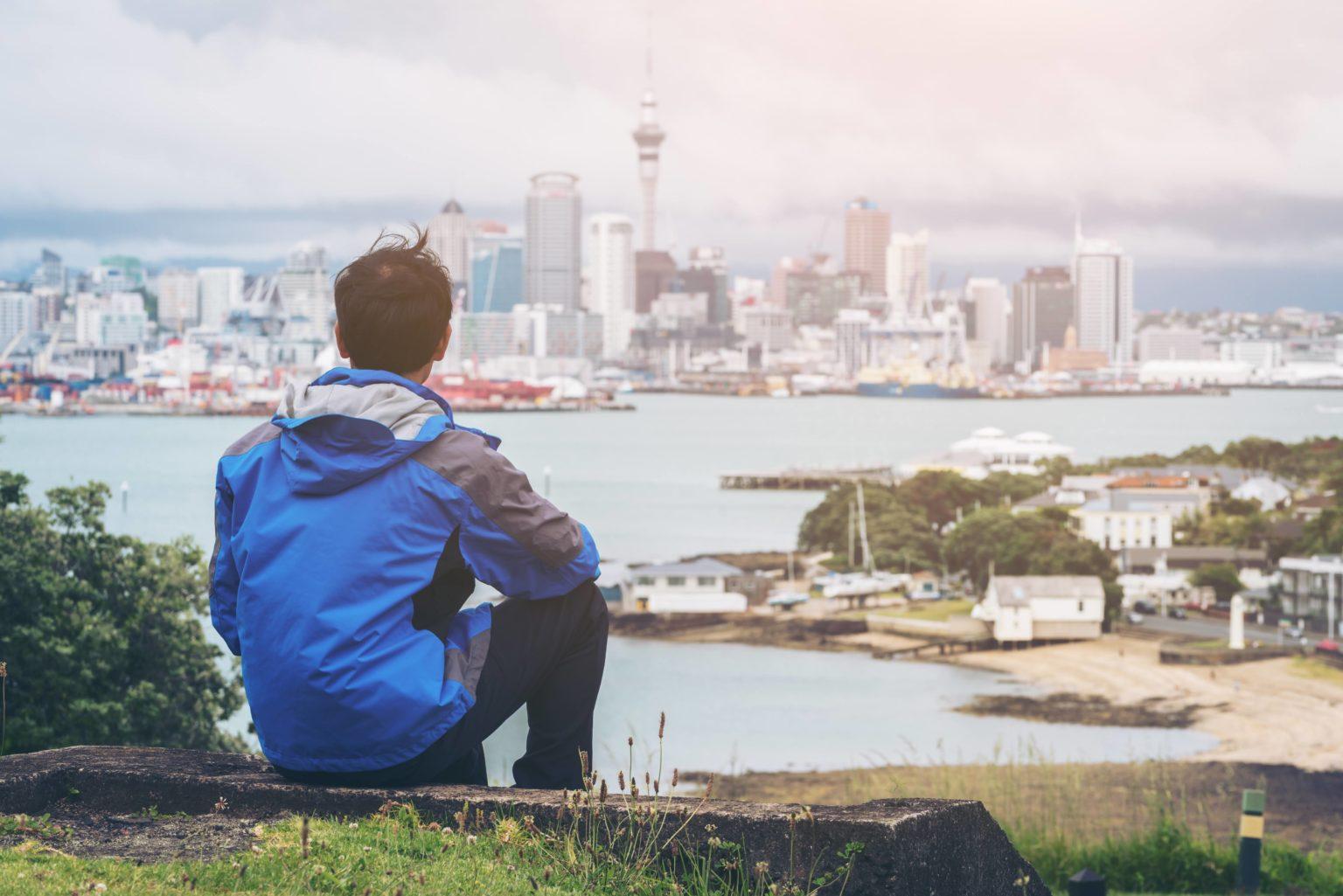 Auckland walking tour