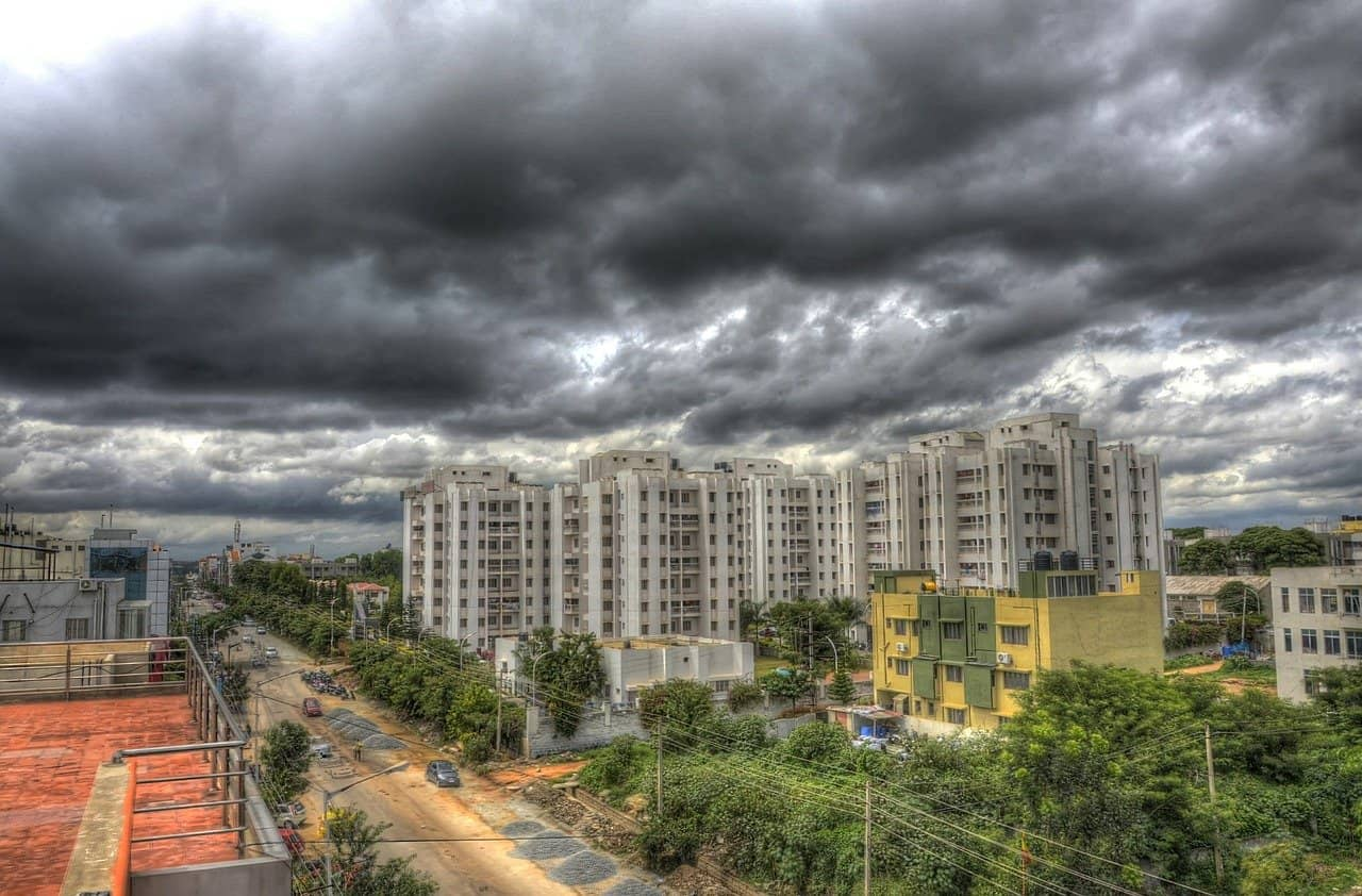 Walking tour in Bangalore
