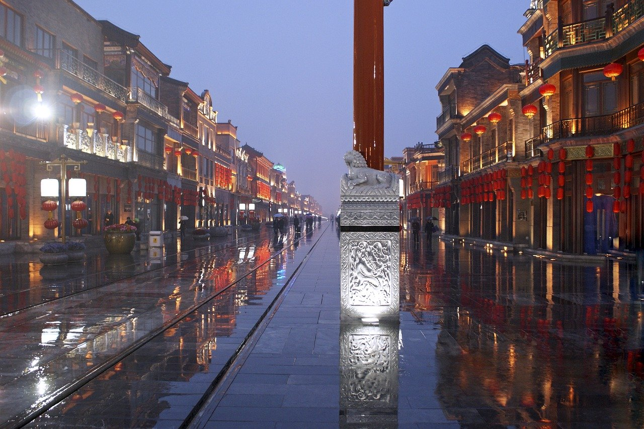 Walking Tour in Beijing
