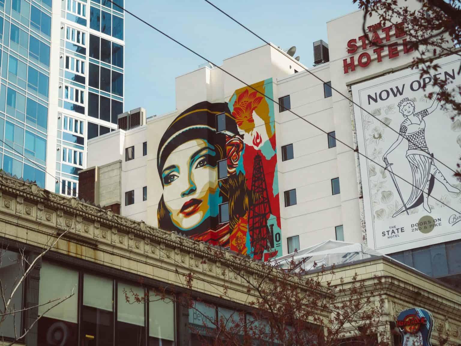 Walking Tour in Seattle