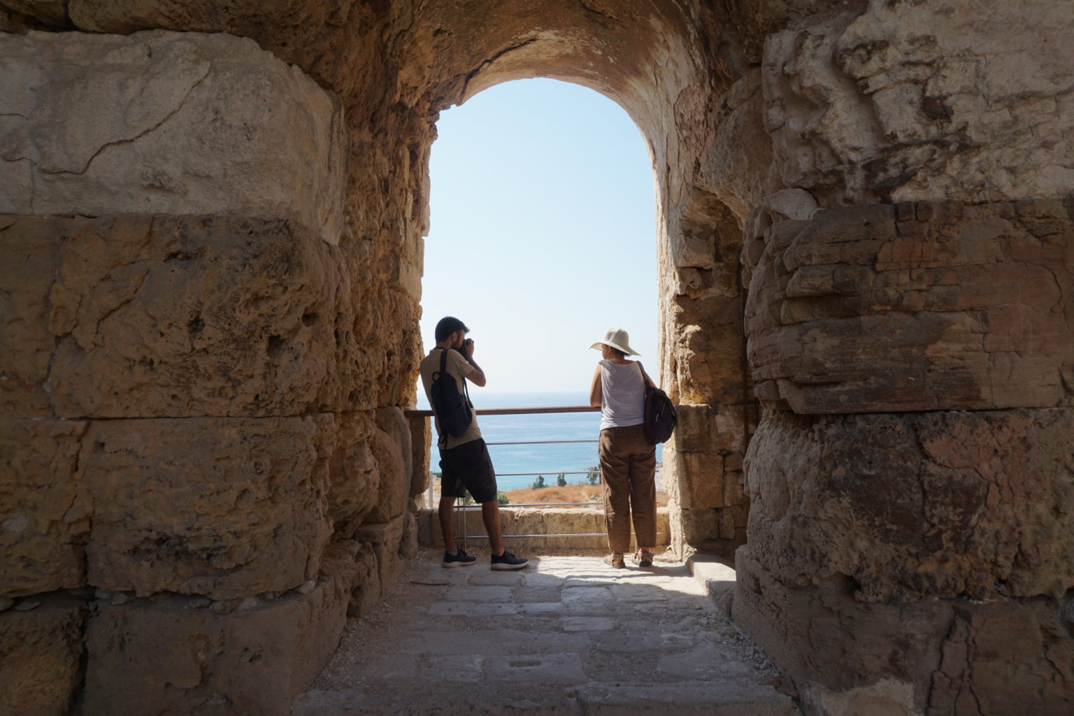 Walking Tour in Byblos