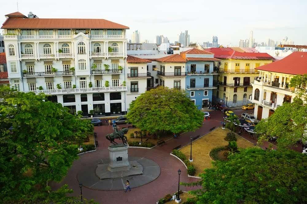 Walking Tour in Panama