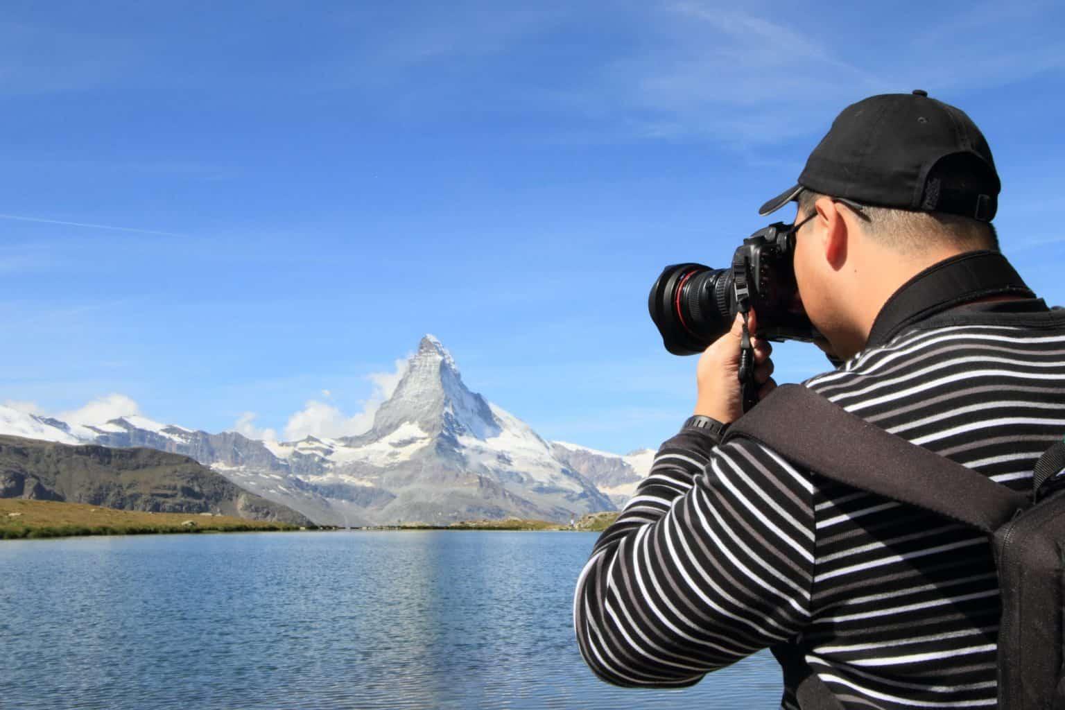 Cermatt walking tour
