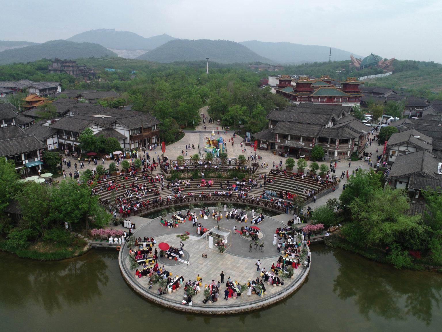 Walking Tour in Changzhou