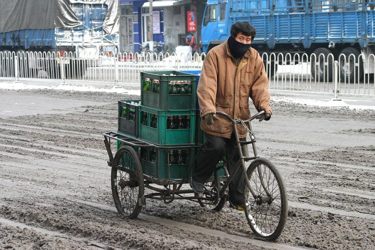 Walking Tour in Harbin