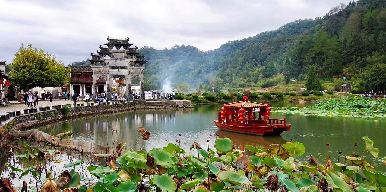 Walking Tour in Zhanjiang