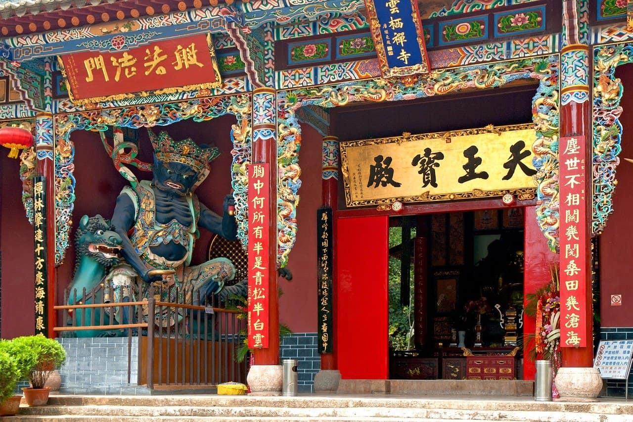 Walking Tour in Kunming