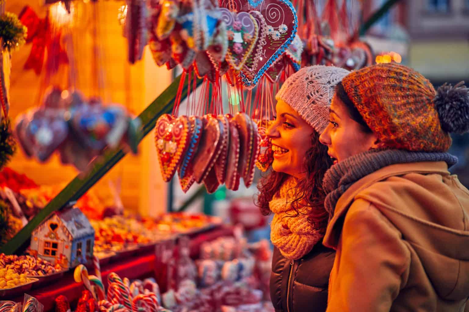 Christmas walking tour
