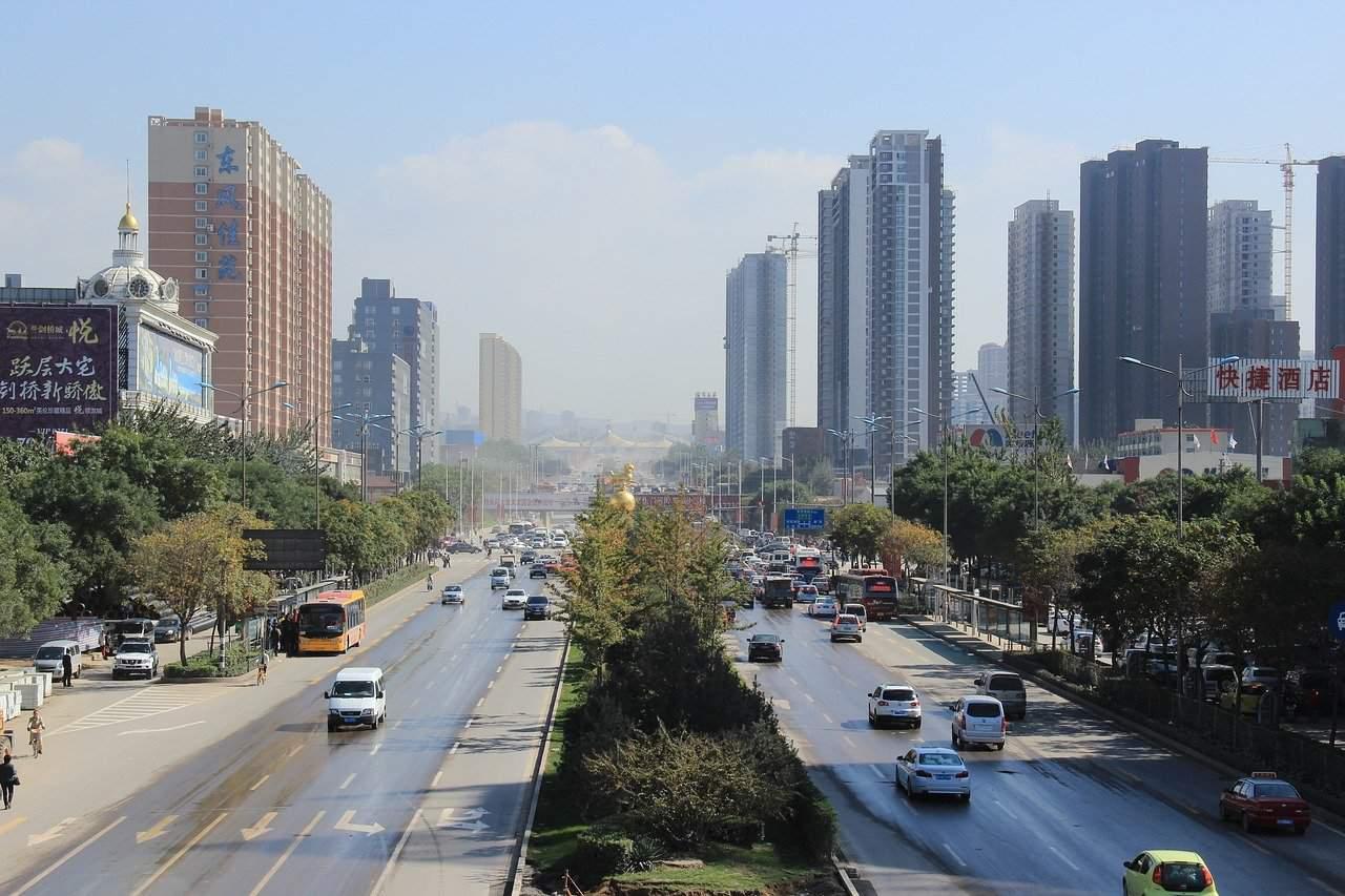 Walking Tour in Taiyuan