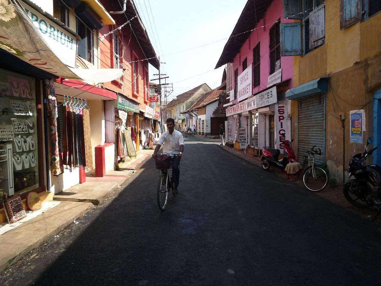 Walking tour in Kochi