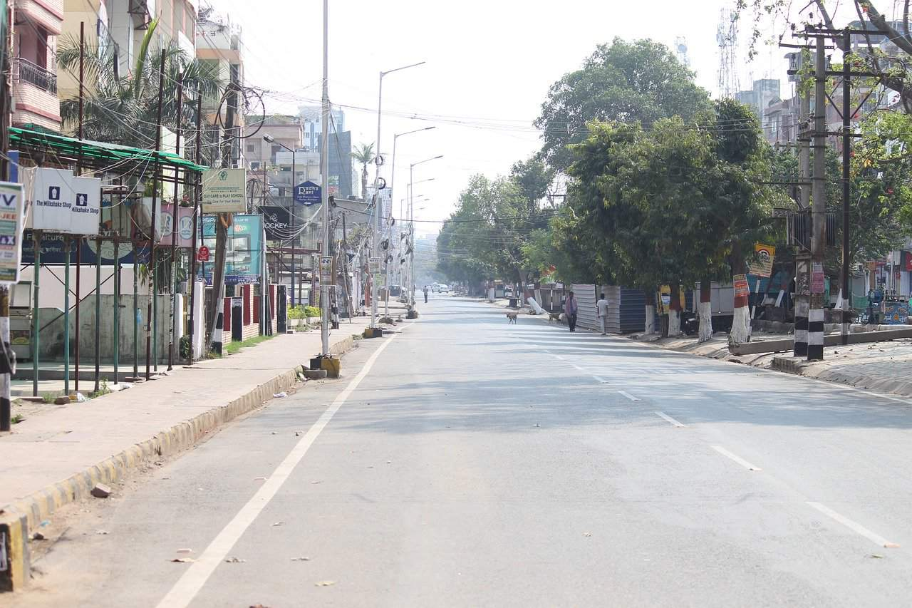 Walking tour in Patna