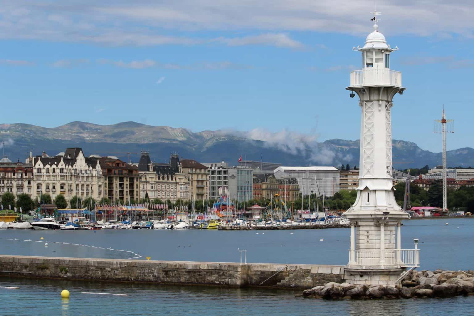 Walking Tour in Lausanne