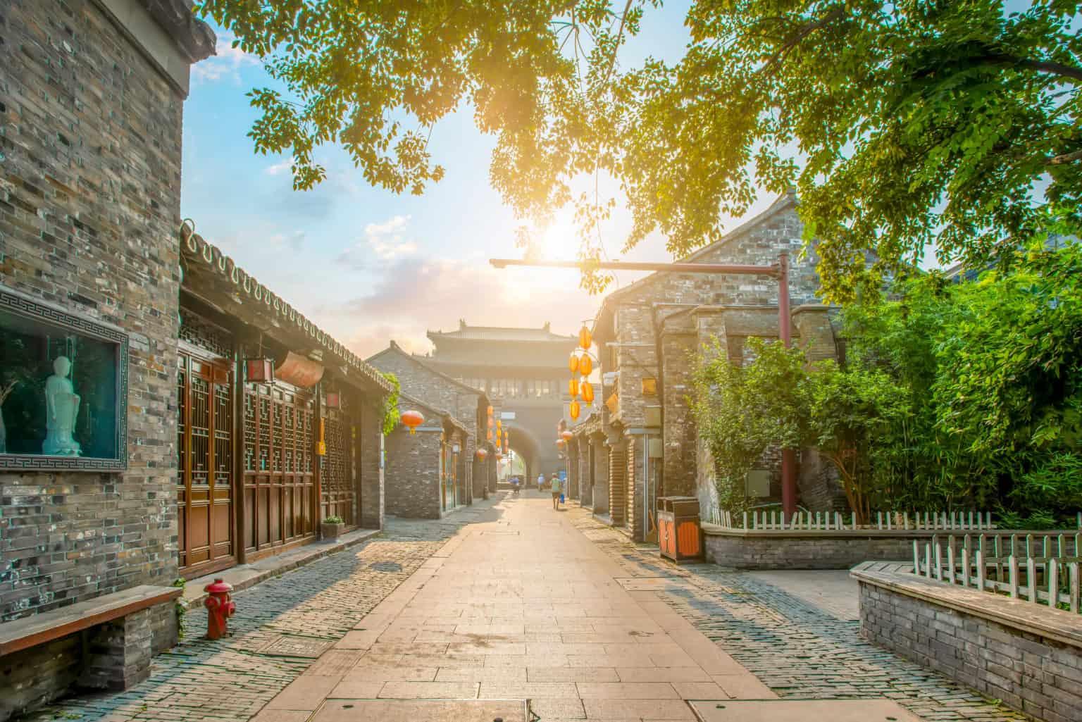 Walking Tour in Dongguan