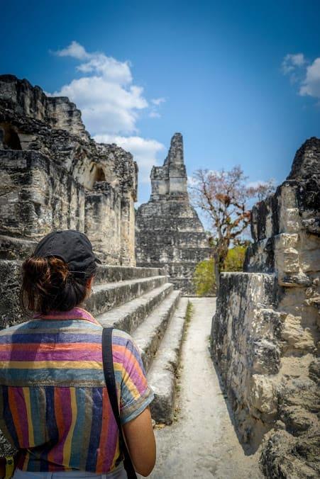 Walking Tour in Copan Ruinas