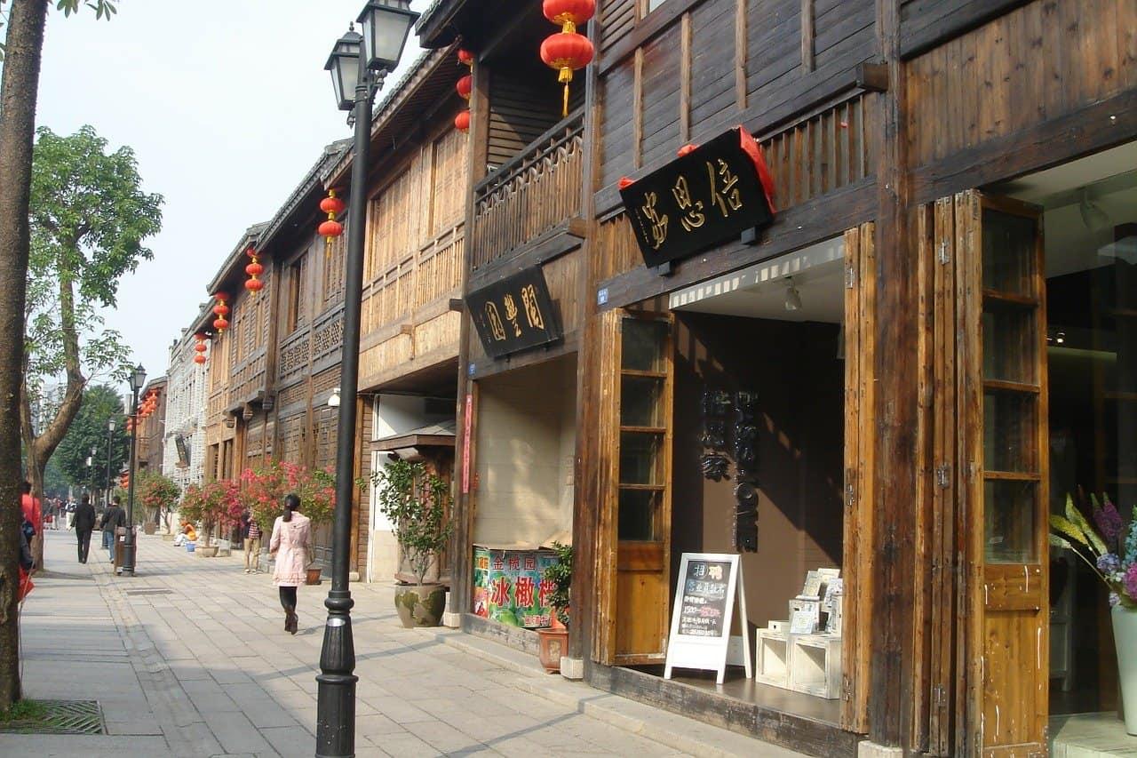 Walking Tour in Fuzhou