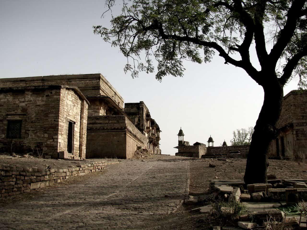 Walking tour in Gwalior