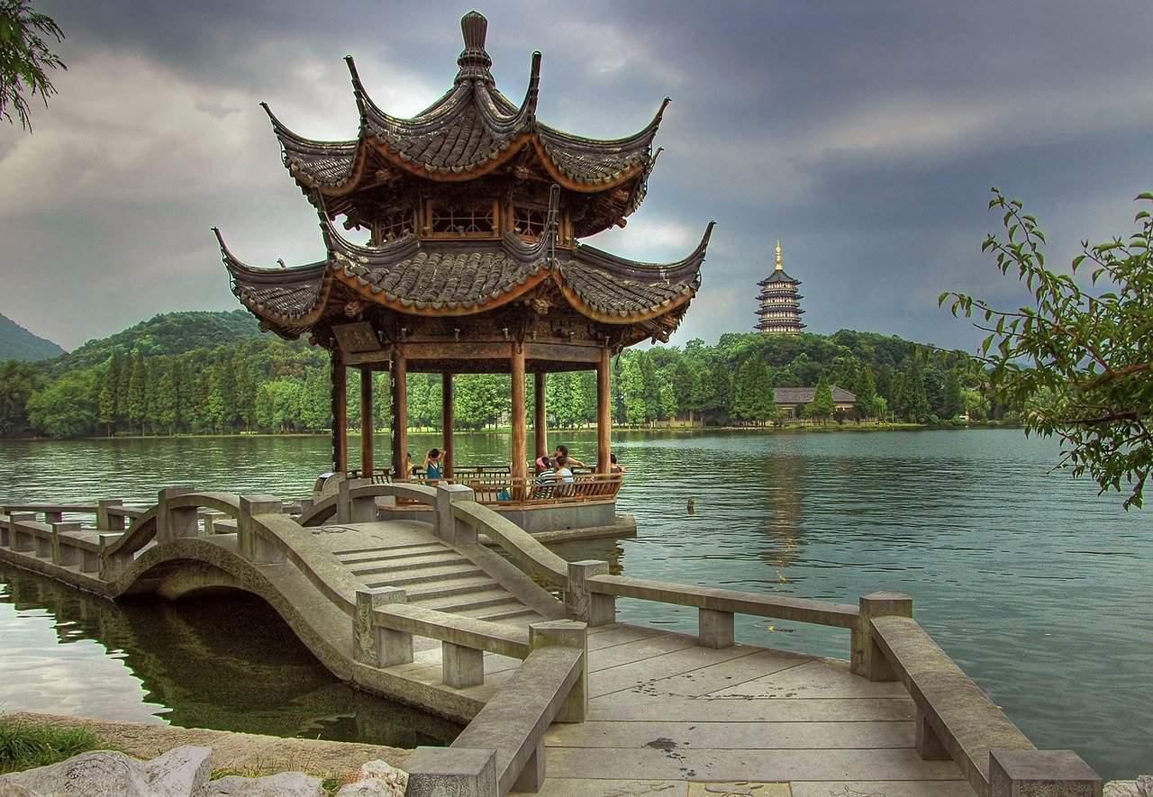 Walking Tour in Hangzhou