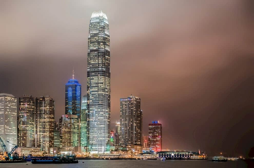 Walking Tour in Hong Kong