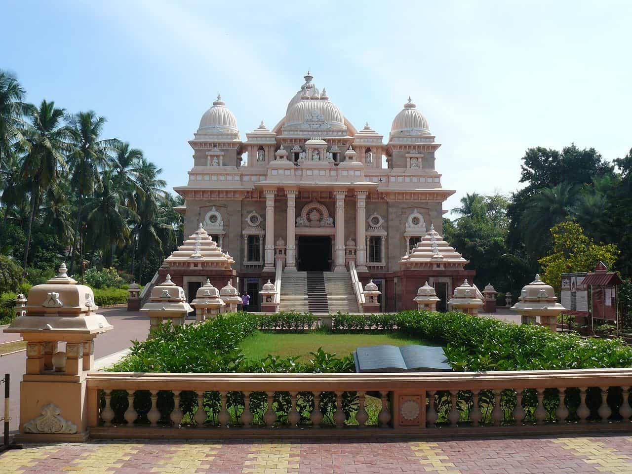 Walking tour in Chennai
