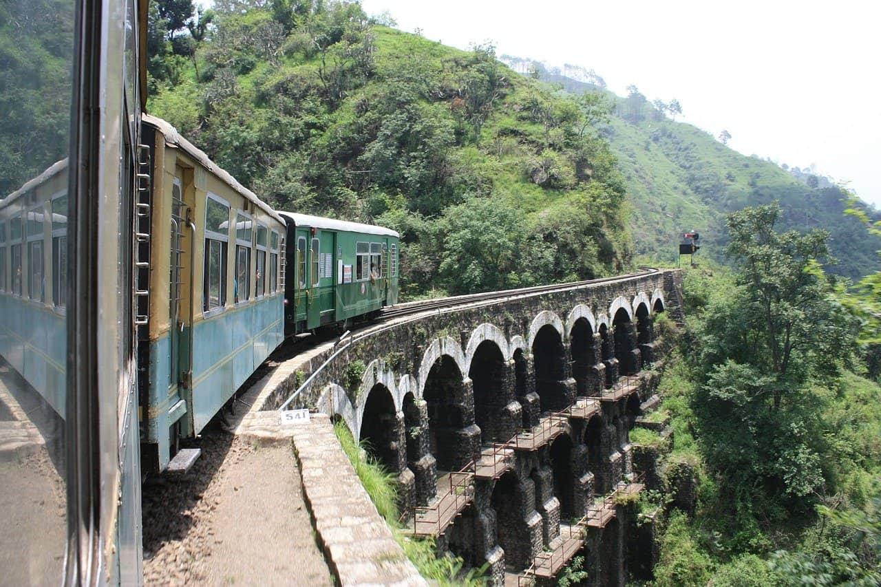 Walking tour in Shimla