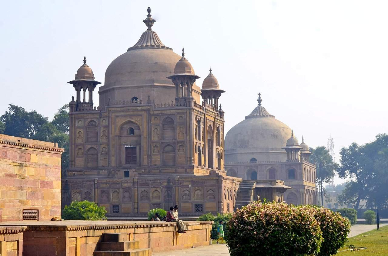 Walking tour in Allahabad
