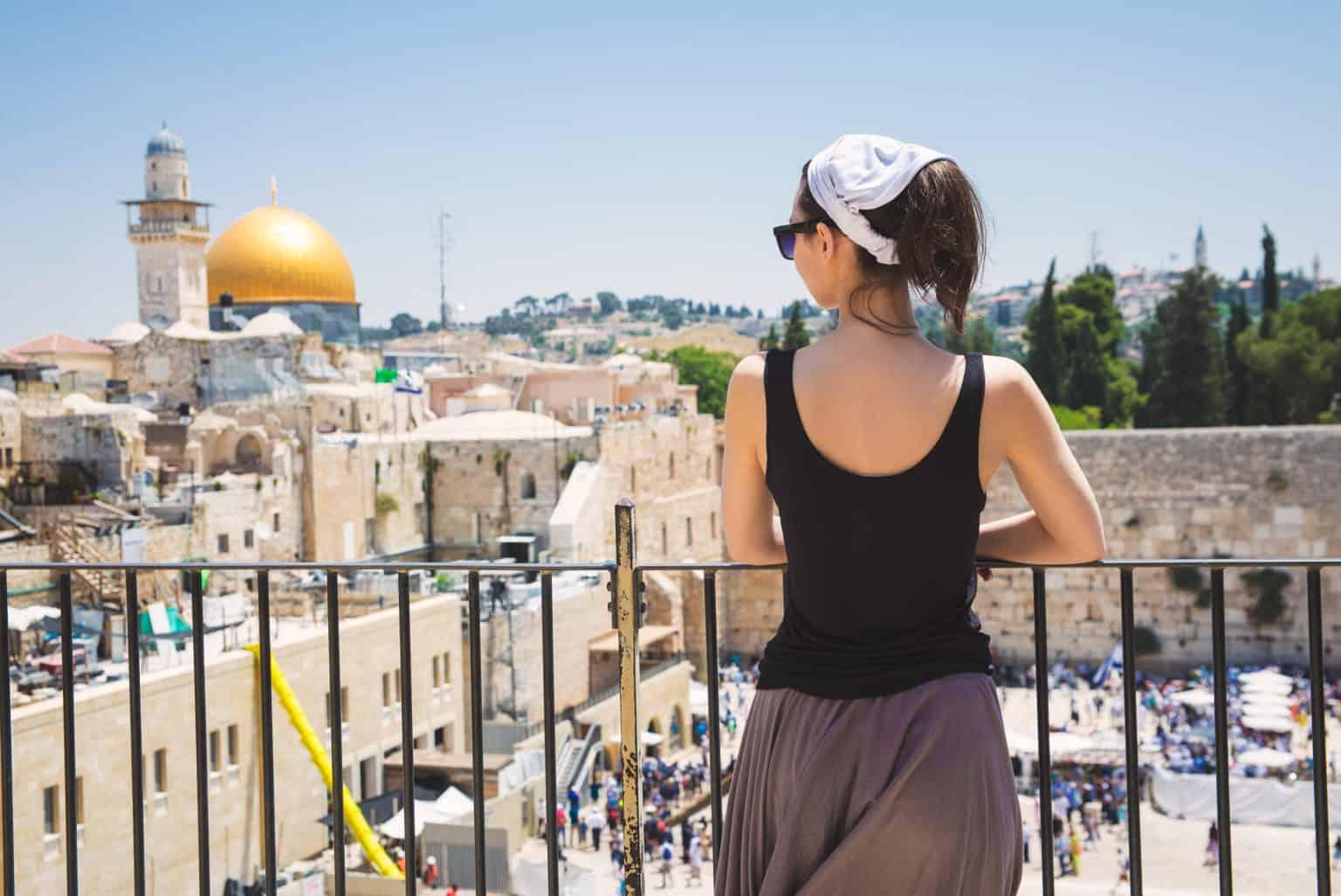 Walking Tour in Jerusalem 3