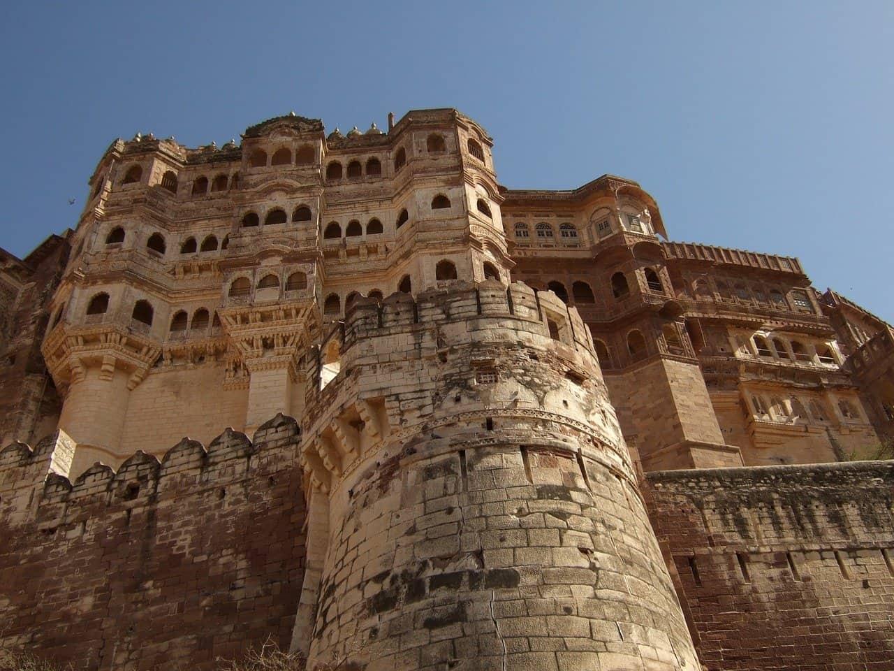 Walking tour in Jodhpur
