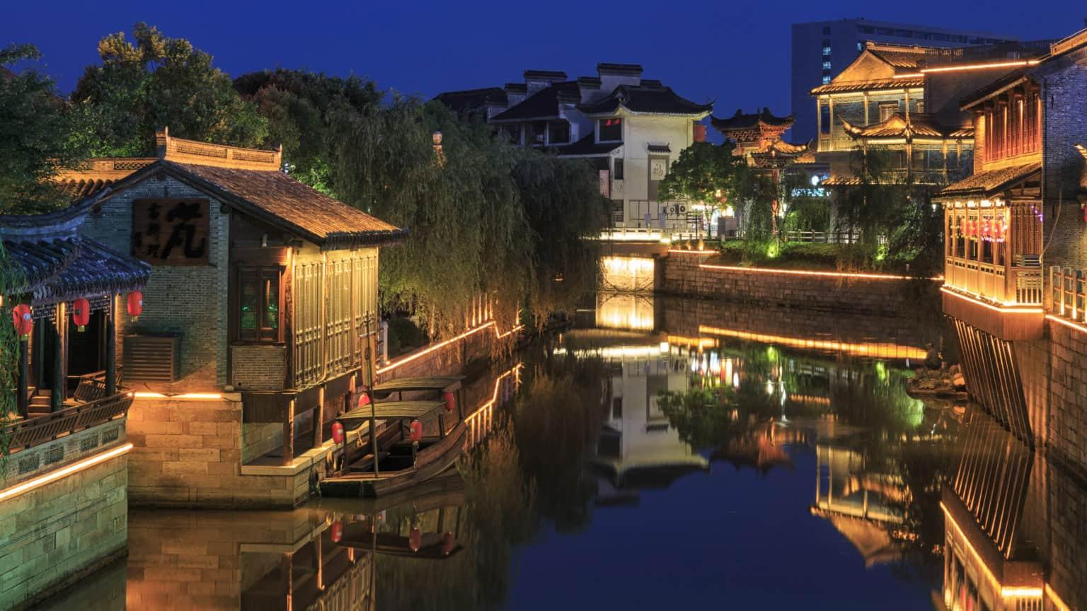 Walking Tour in Taizhou
