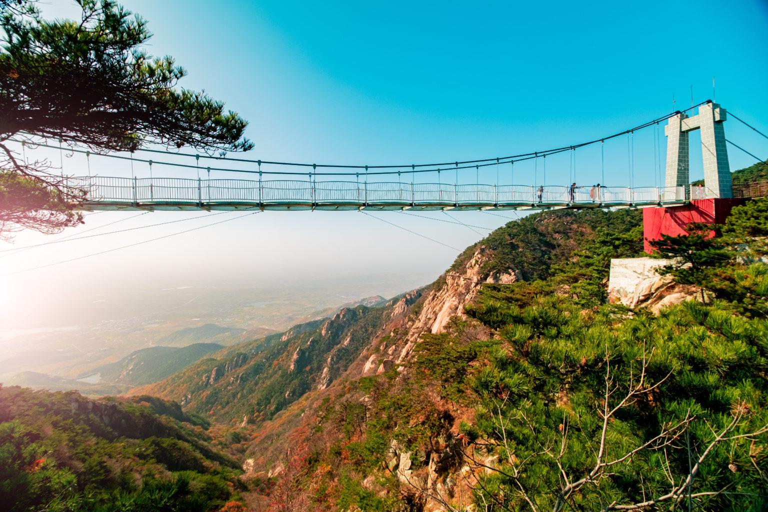 Walking Tour in Linyi
