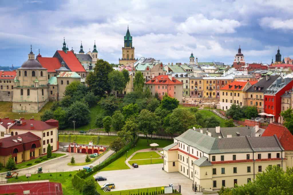 Lublin walking tour