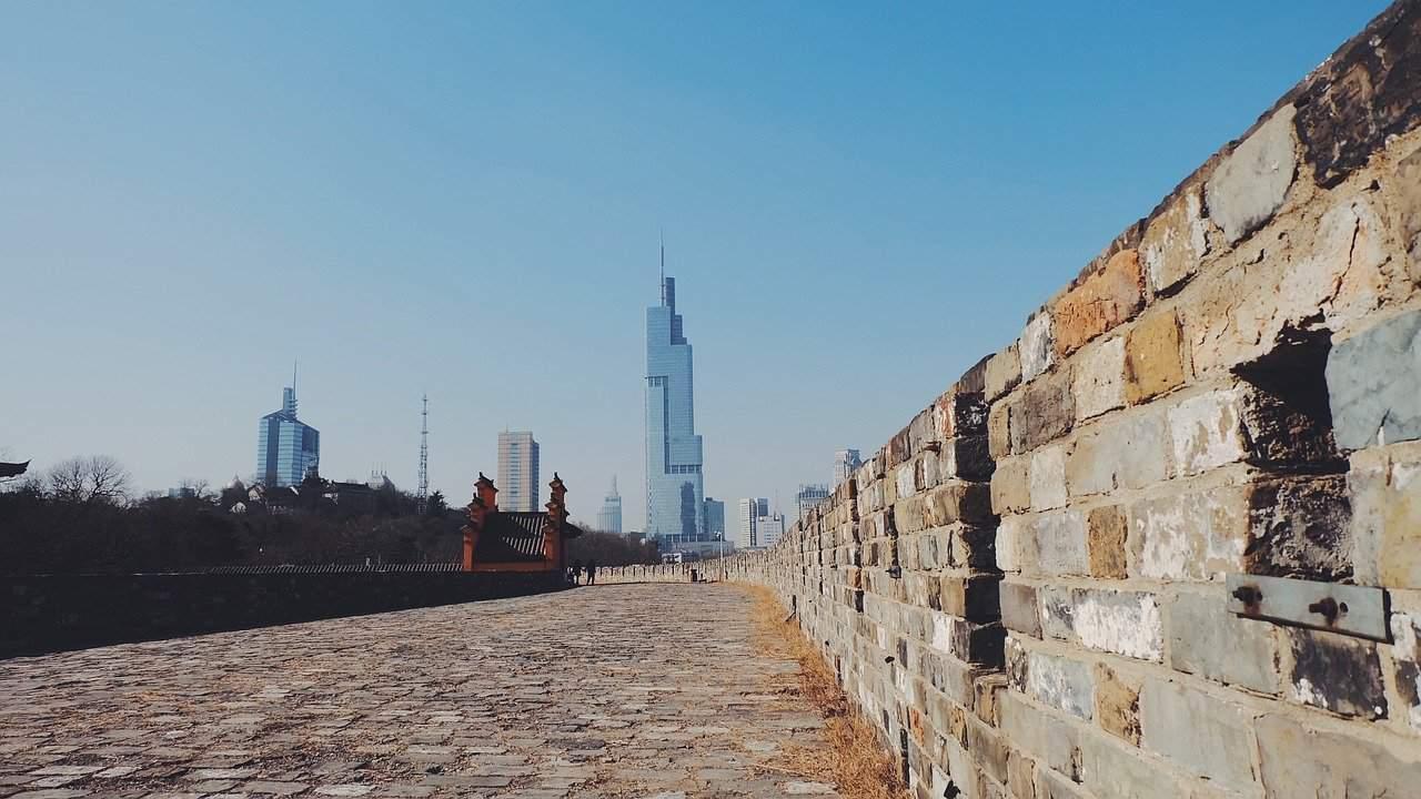 Walking Tour in Nanjing