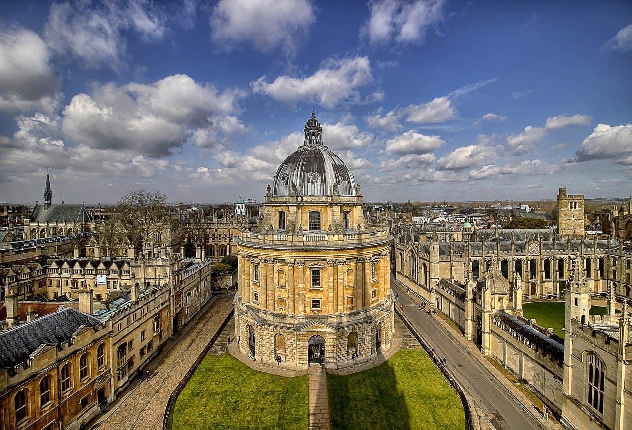 Walking Tour in Oxford