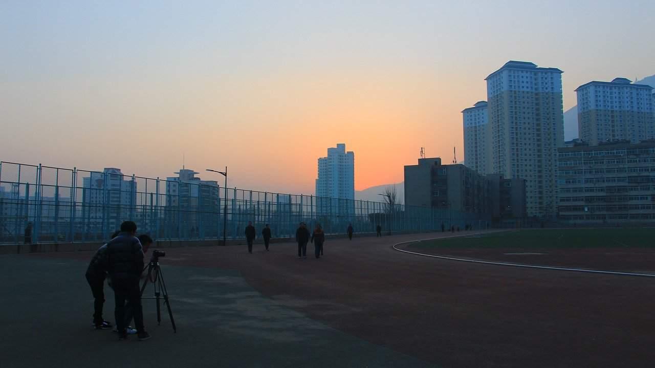 Walking Tour in Lanzhou