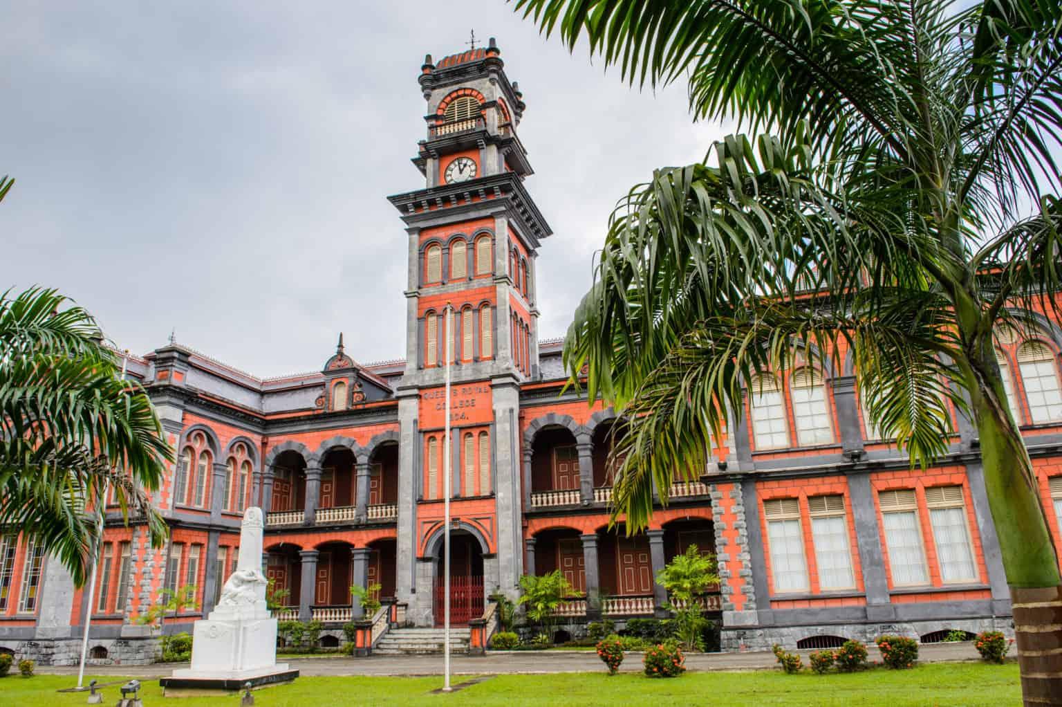 Port of Spain walking tour
