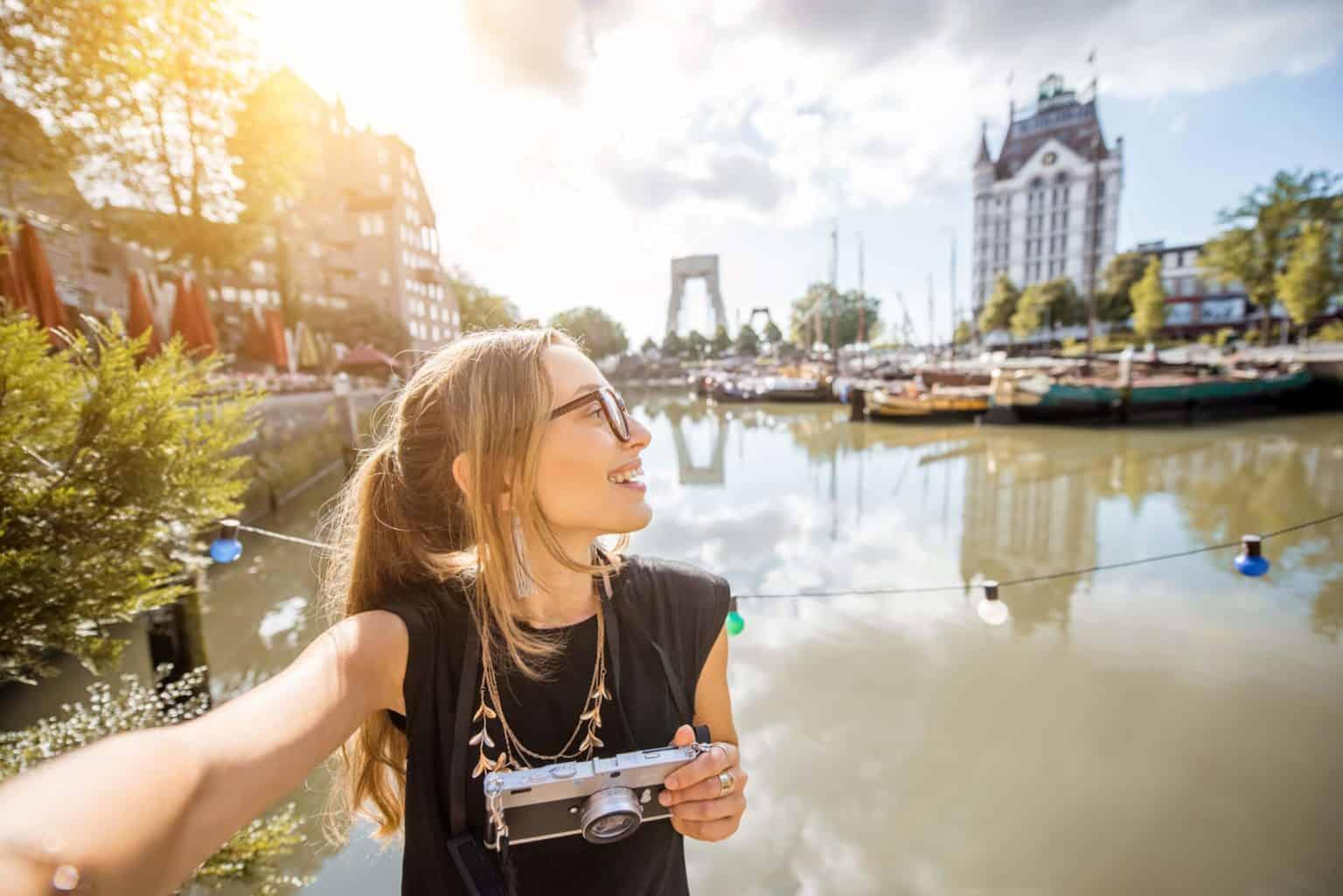 Rotterdam walking tour