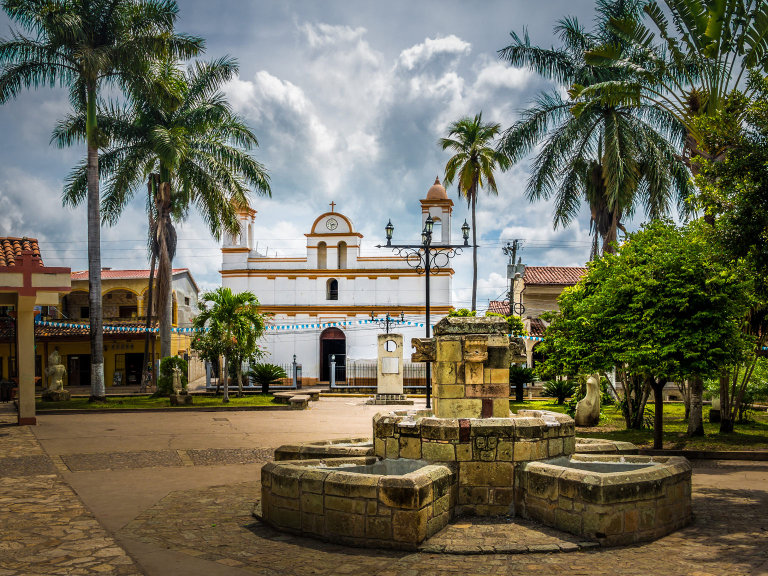 San Pedro Sula walking tour