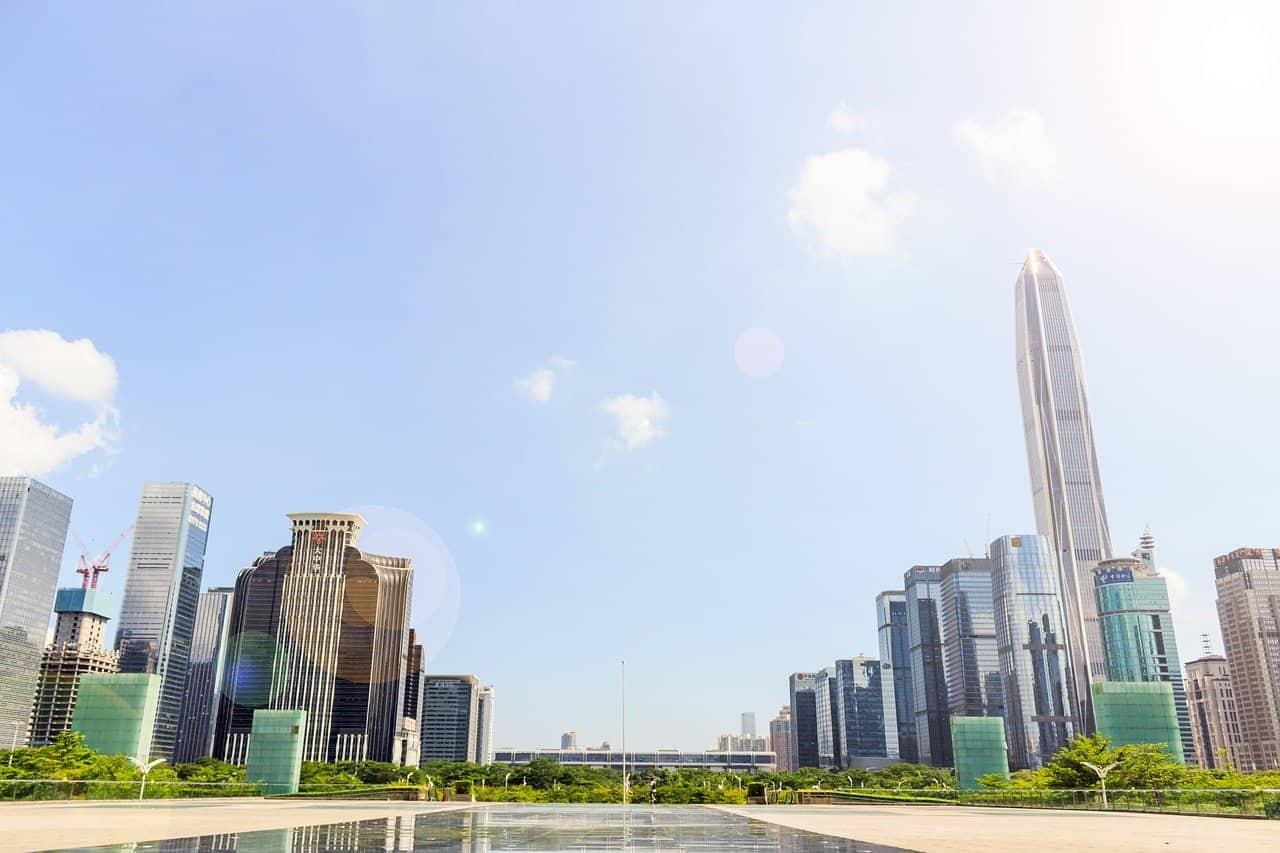 Walking Tour in Shenzhen