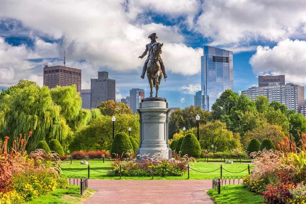 Walking Tour in Boston