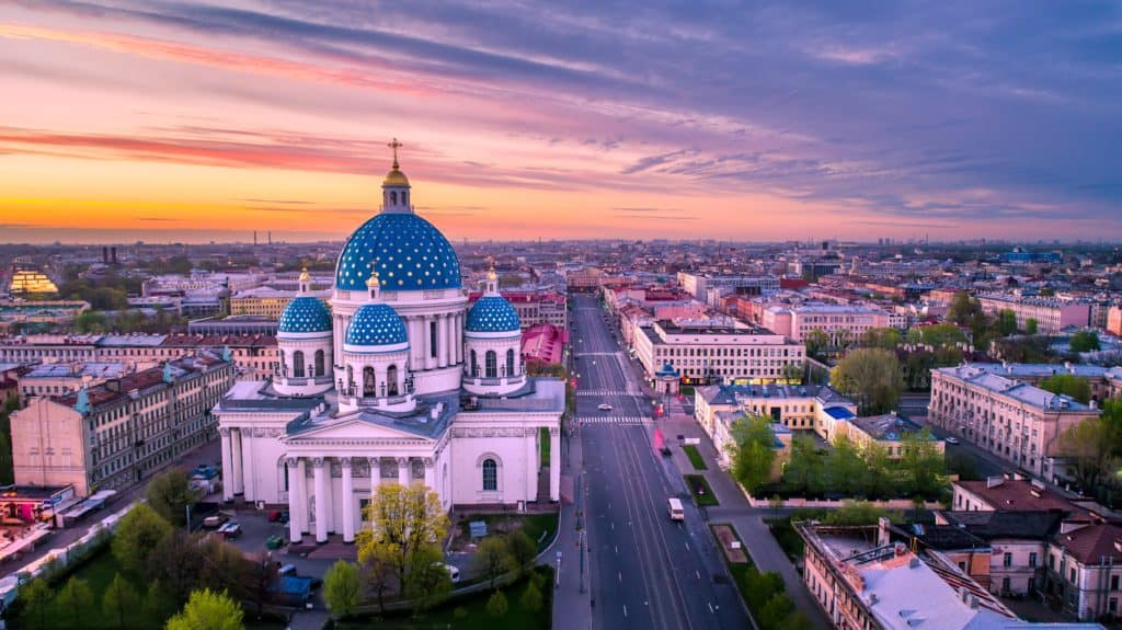Sightseeing tour in Saint Petersburg 6