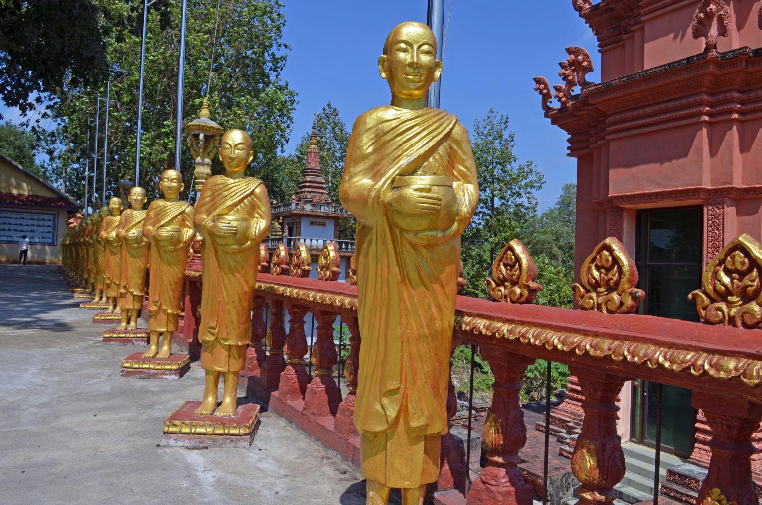 Sihanoukville walking tour