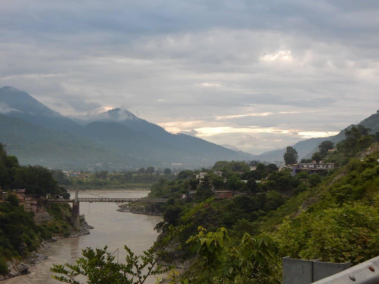 Walkig tour in Srinagar