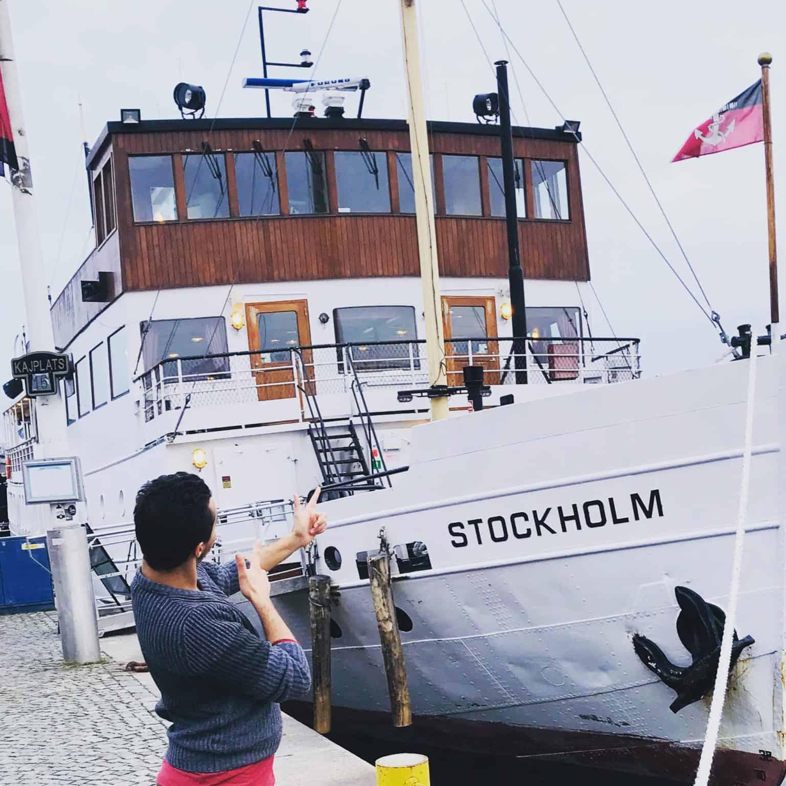 Walking Tour in Stockholm