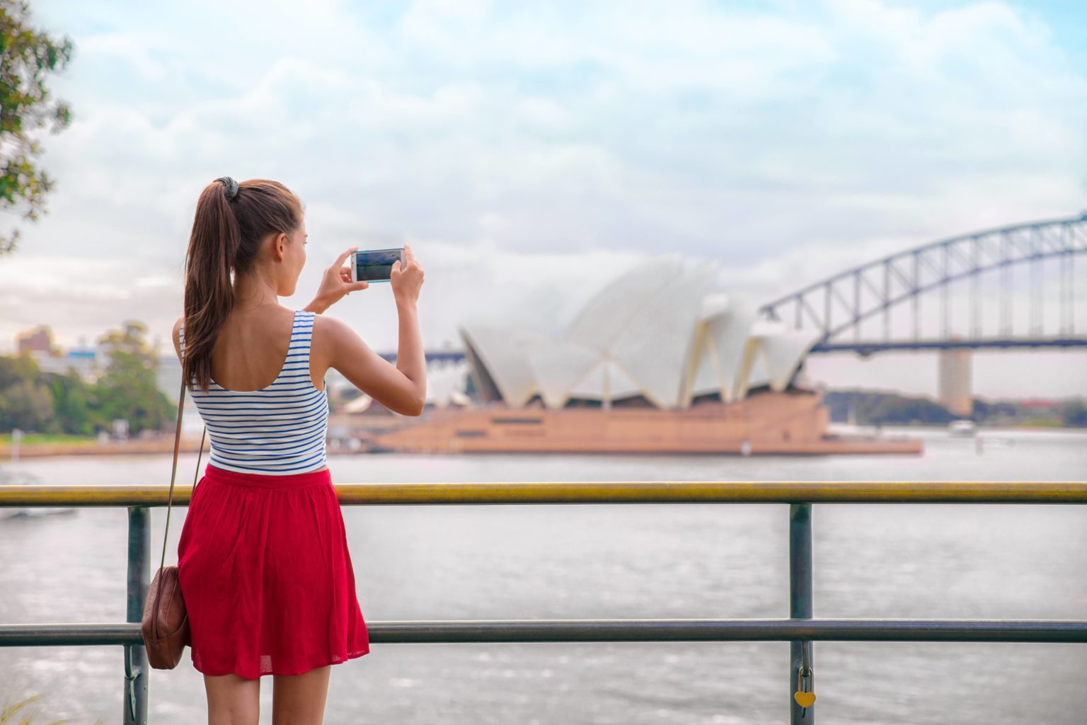 Sydney walking tour
